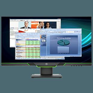 HP 27x 68.58 cm (27) Monitor