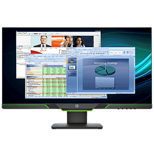 HP 27xq 68.58 cm (27) Monitor