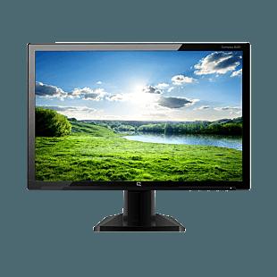 Compaq B201 49.53 cm (19.5) LED Backlit Display