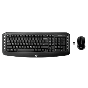 HP Wireless Multimedia KB and Mouse
