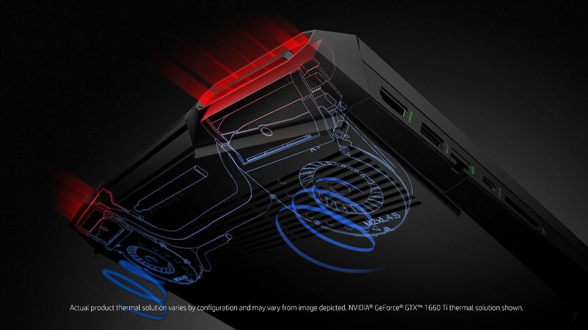 HP Gaming Pavilion - 15-dk0047tx