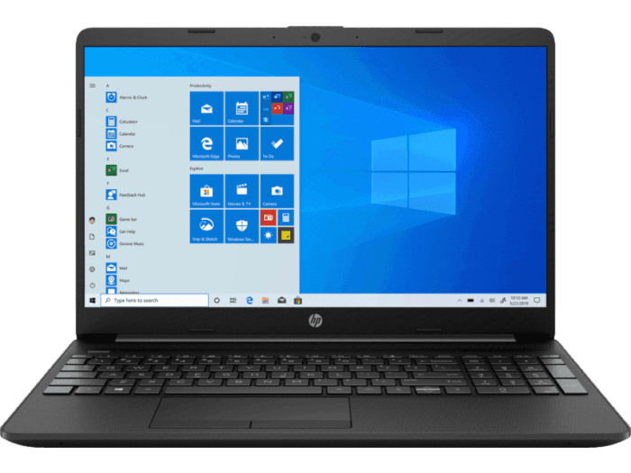 HP Laptop 15s-du1044TU