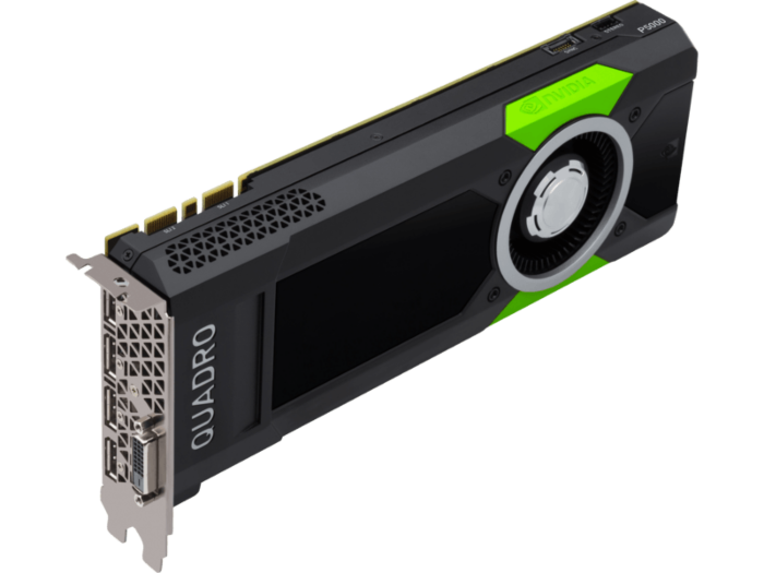 NVIDIA Quadro P4000 (8GB) Graphics Card