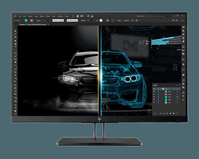 HP Z24i G2 60.96 CM (24) Monitor