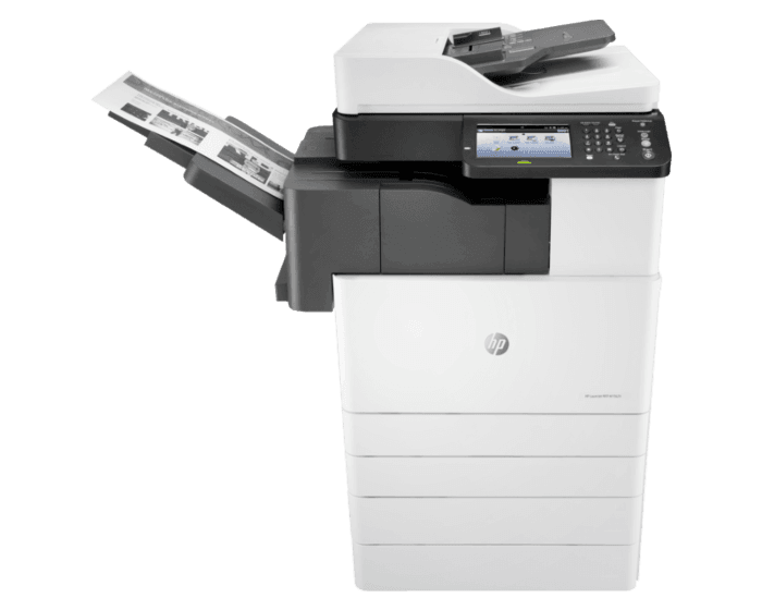 HP LaserJet MFP M72630dn printer