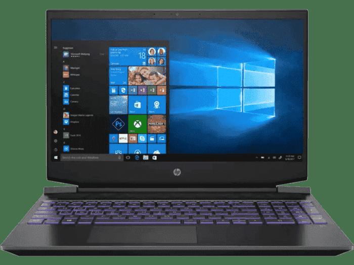 HP Pavilion Gaming Laptop 15-ec2075AX