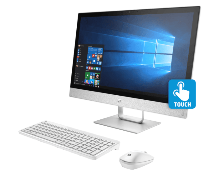 HP Pavilion All-in-One - 24-qa158in