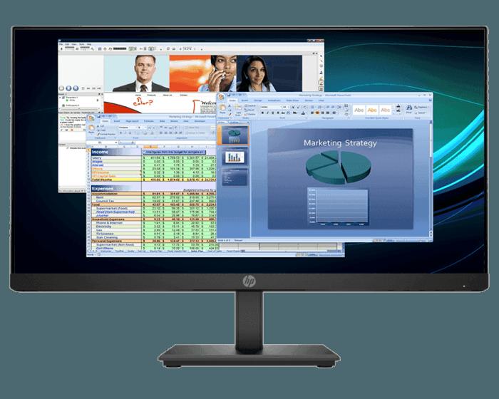HP P224 21.5-inch Monitor