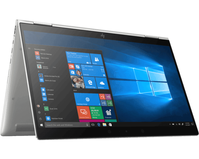 HP EliteBook x360 1030 G4 Notebook PC