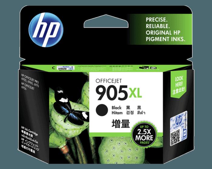 HP 905XL High Yield Black Original Ink Cartridge