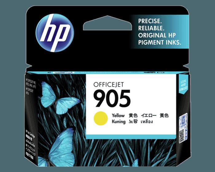 HP 905 Yellow Original Ink Cartridge