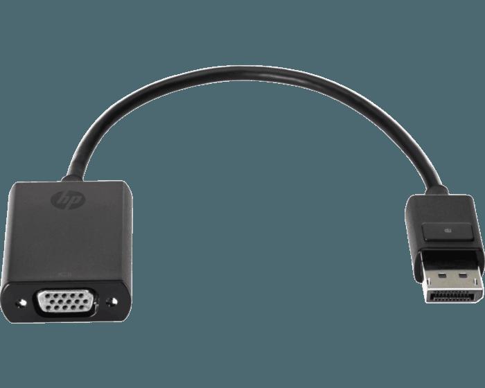 HP DisplayPort To VGA Adapter