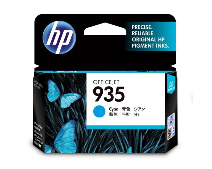 HP 935 Cyan Original Ink Cartridge