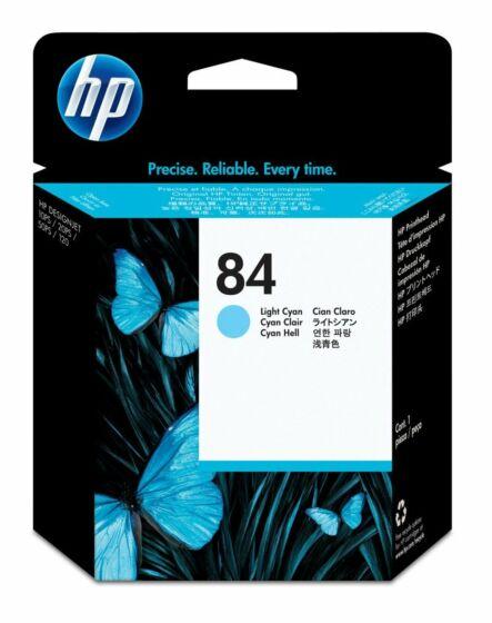 HP 84 Light Cyan DesignJet Printhead