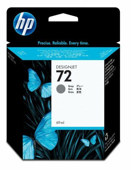 HP 72 69-ml Gray DesignJet Ink Cartridge