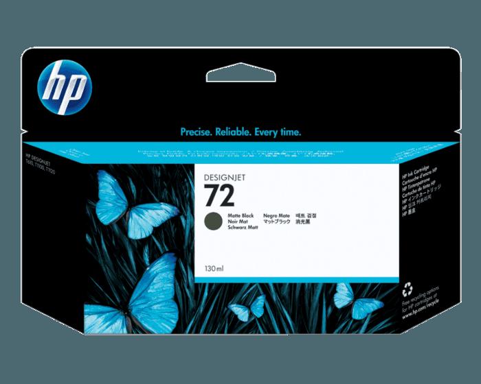 HP 72B 130ml Matte Black DesignJet Ink Cartridge