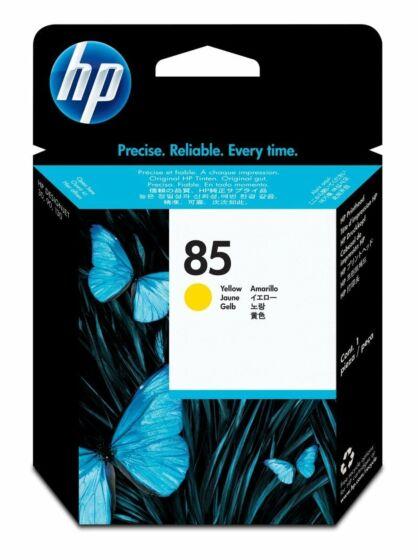 HP 85 Yellow DesignJet Printhead