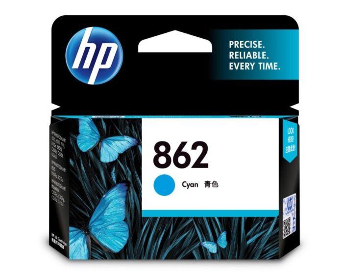 HP 862 Cyan Original Ink Cartridge