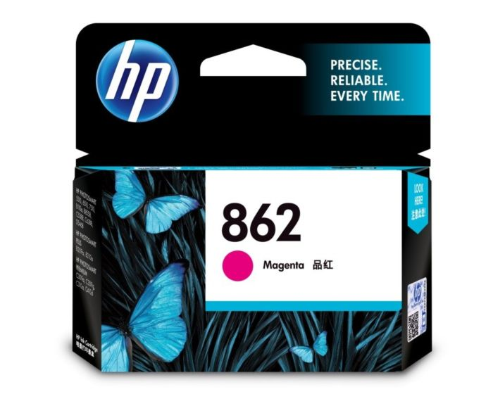 HP 862 Magenta Original Ink Cartridge