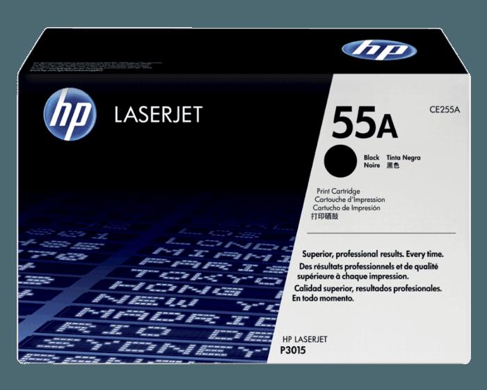 HP 255A Black Original LaserJet Toner Cartridge