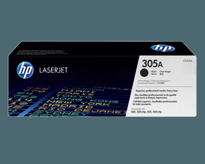 HP CE410A Black Original LaserJet Toner Cartridge