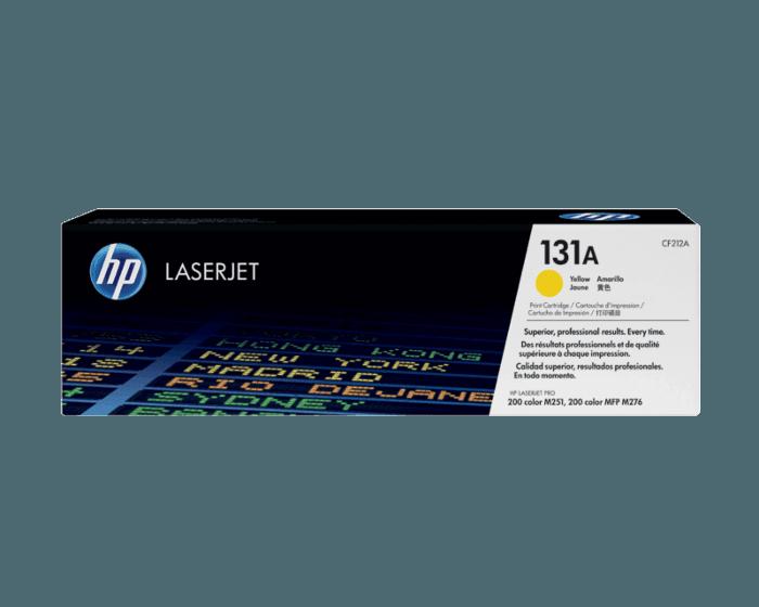 HP 131A Yellow Original LaserJet Toner Cartridge