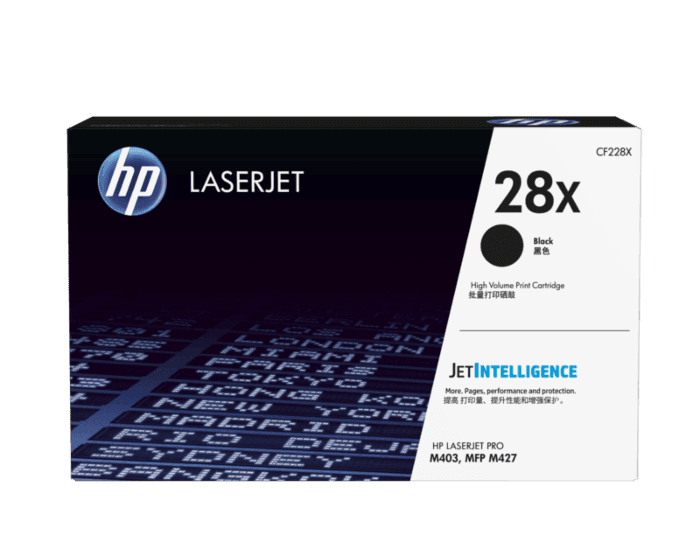 HP 28X High Yield Black Original LaserJet Toner Cartridge