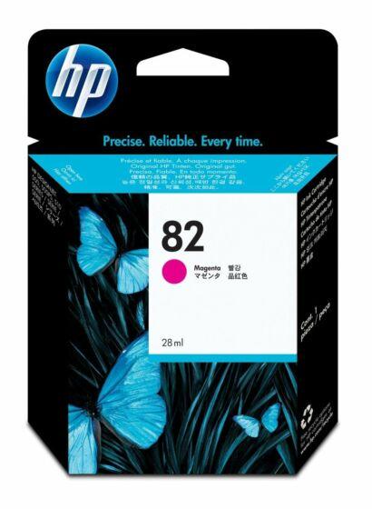 HP 82 28-ml Magenta DesignJet Ink Cartridge