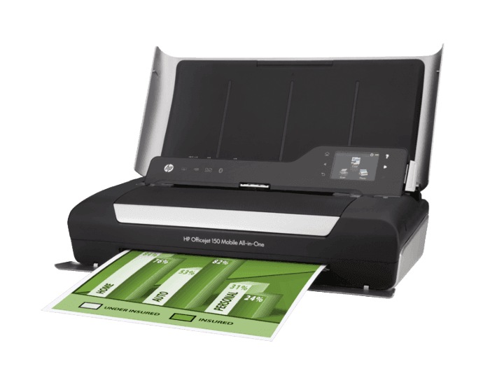 Hp Officejet 150 Mobile All In One Printer L511a Hp Store India