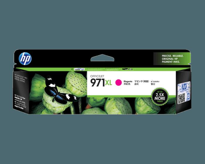HP 971XL High Yield Magenta Original Ink Cartridge