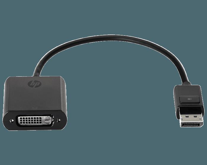 HP DisplayPort to DVI-D Adapter