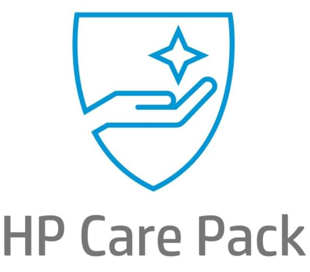 HP 1 yr Post Warranty Next Business Day Onsite HW Support w/Defective Media Retention for Notebooks