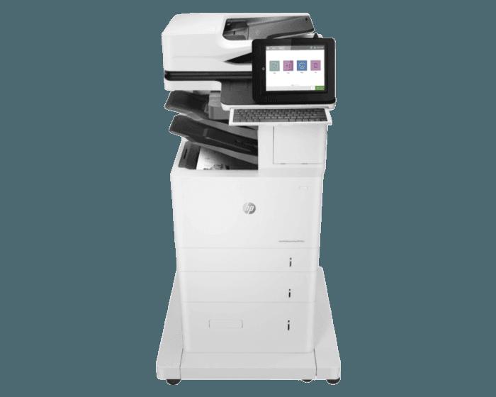 HP LaserJet Enterprise Flow MFP M633z