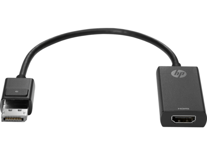 HP DisplayPort to HDMI 1 4 Adapter for PC
