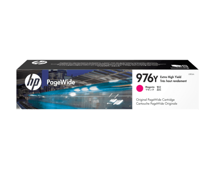 HP 976Y Extra High Yield Magenta Original PageWide Cartridge
