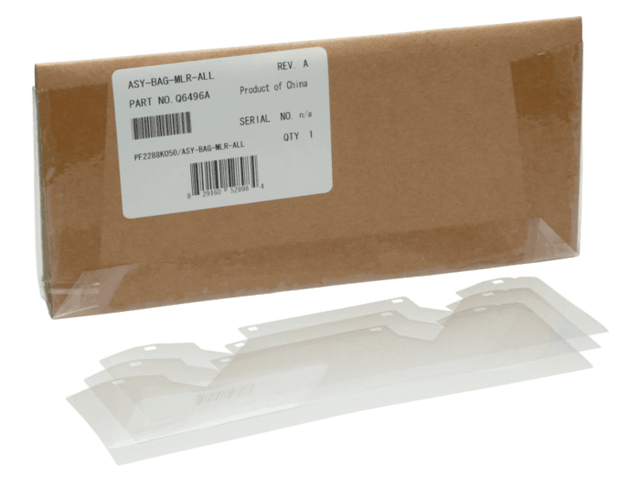HP LaserJet Q6496A MFP ADF Mylar Sheets