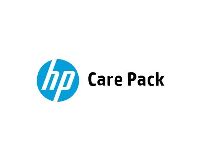 HP 3 year Care Pack w/Pickup and Return Support for Multifunction Printers