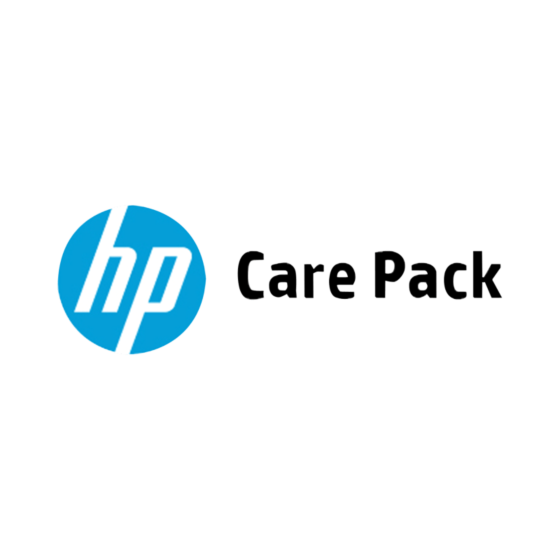 HP 5 year Next Business Day Onsite Solution Support w/Defective Media Retention for RPOS