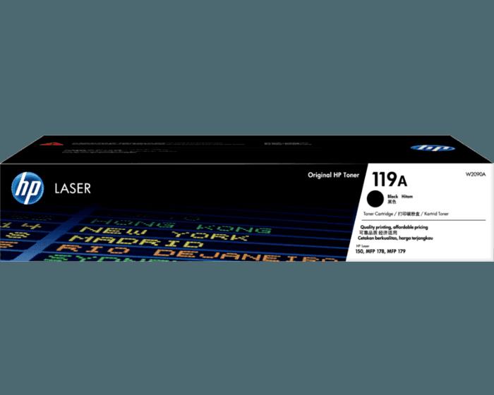 HP 119A Black Original Laser Toner Cartridge