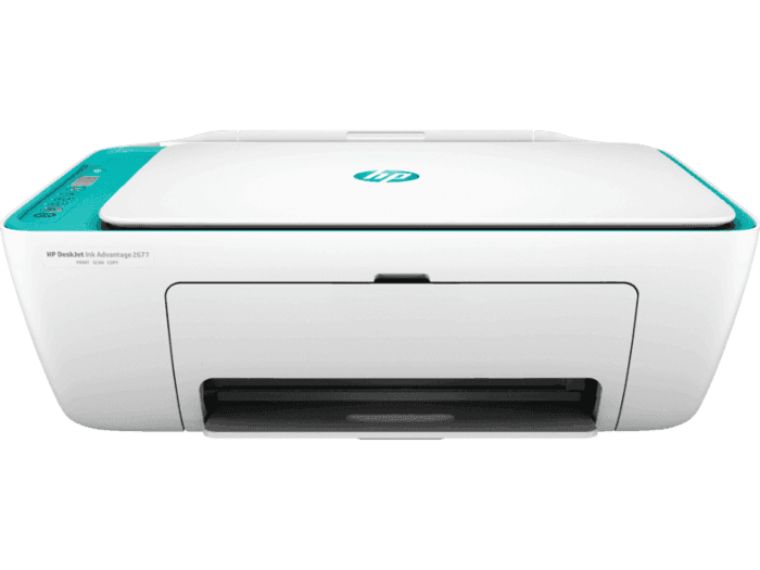 HP DeskJet Ink Advantage 2677 All-in-One Printer