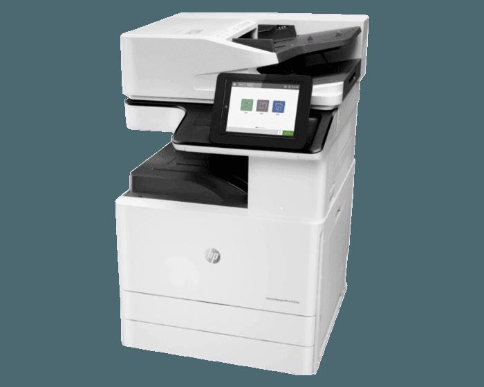 HP LaserJet Managed MFP E72525dn Plus - Bundle Product 25 ppm