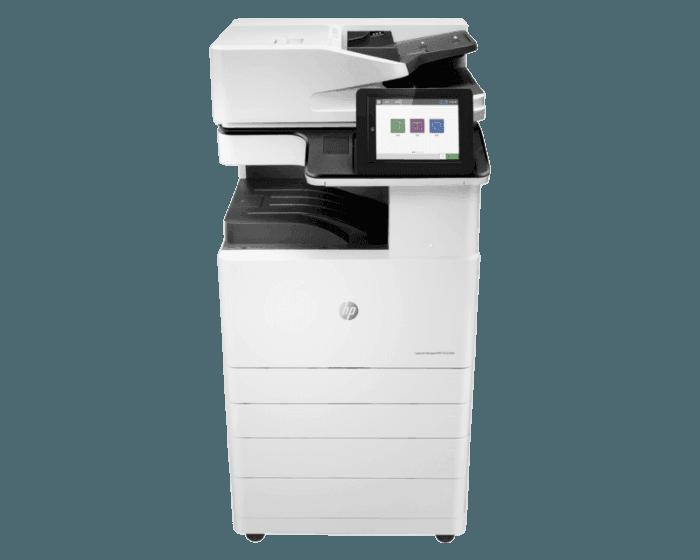HP LaserJet Managed MFP E72535dn Plus - Bundle Product 35 ppm