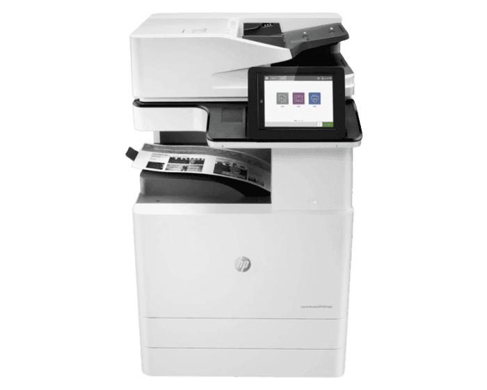 HP LaserJet Managed MFP E82540dn Plus - Bundle Product 40 ppm
