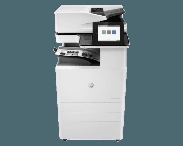 HP LaserJet Managed MFP E82550dn Plus - Bundle Product 50 ppm