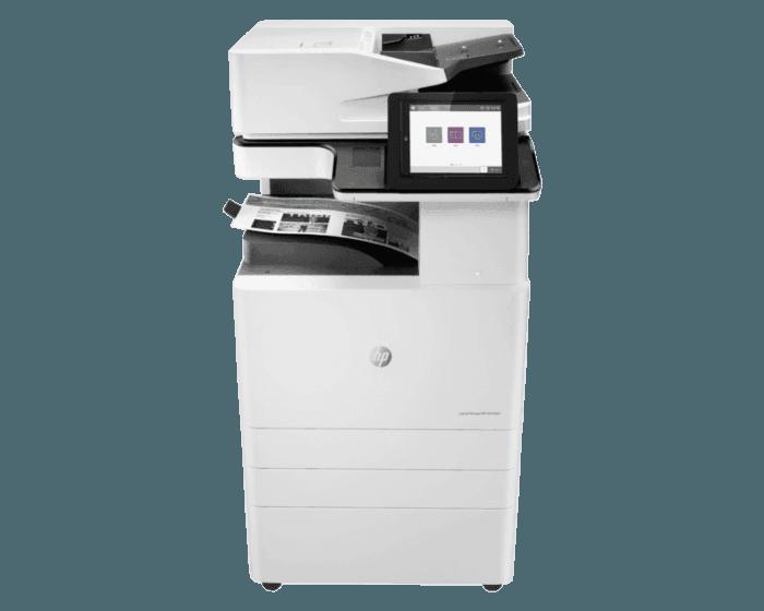 HP LaserJet Managed MFP E82560dn Plus - Bundle Product 60 ppm