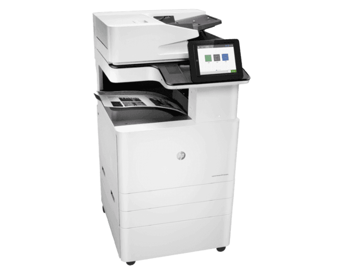 HP LaserJet Managed MFP E82560dn Plus - Bundle Product 60 ppm