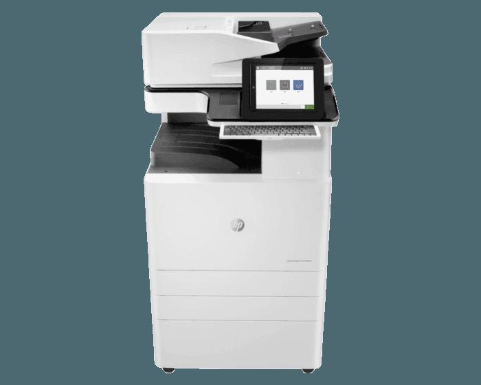 HP LaserJet Managed Flow MFP E82560z Plus