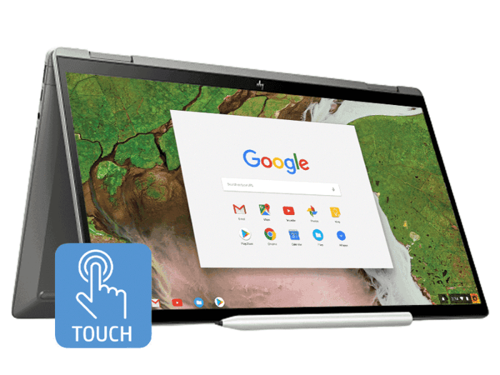 HP Chromebook x360 14c-ca0009TU