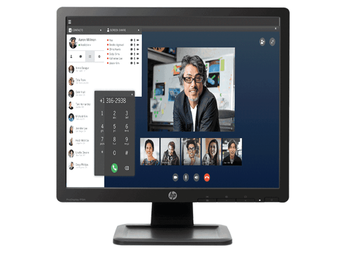 HP ProDisplay P19A 48.26 cm (19) LED Backlit Monitor