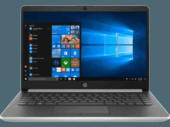 HP Notebook - 14s-dk0093au